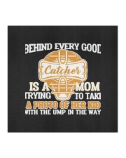 behind every good catchers is a mom trying mask Cloth face mask aos-face-mask-coverlet-lifestyle-front-02
