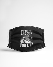 father and son cycling partners partners fo mask Cloth Face Mask - 3 Pack aos-face-mask-lifestyle-22
