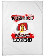 "blanket-Kuzmice lesk Large Fleece Blanket - 60"" x 80"" front"