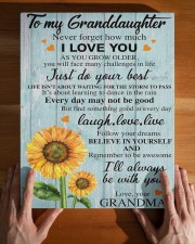 to my grandma canvas 11x14 Gallery Wrapped Canvas Prints aos-canvas-pgw-11x14-lifestyle-front-32