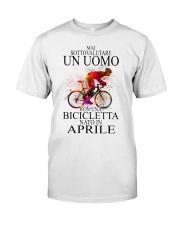 Bicycle Man Italian 06 Classic T-Shirt front