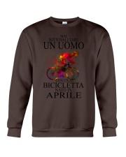Bicycle Man Italian 06 Crewneck Sweatshirt tile