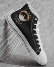 Shoe Newest Men's Low Top White Shoes Men's High Top White Shoes aos-complex-men-white-high-top-shoes-lifestyle-inside-right-22