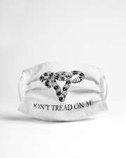 dont tread on me elephant head mask Cloth Face Mask - 3 Pack aos-face-mask-lifestyle-22