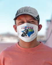 motorcycling texas backroads mask Cloth Face Mask - 3 Pack aos-face-mask-lifestyle-06