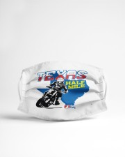 motorcycling texas backroads mask Cloth Face Mask - 3 Pack aos-face-mask-lifestyle-22