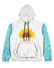 nurse eng perfect 12 Women's All Over Print Hoodie front
