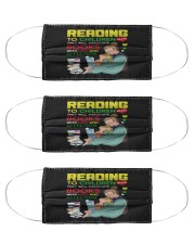 mark Cloth Face Mask - 3 Pack front