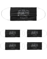 graveyard dogs mask Cloth Face Mask - 5 Pack front