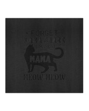 forget mama shark im a cat mama mask Cloth face mask aos-face-mask-coverlet-lifestyle-front-02