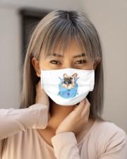 bulldog backpack s mask Cloth Face Mask - 3 Pack aos-face-mask-lifestyle-18