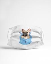 bulldog backpack s mask Cloth Face Mask - 3 Pack aos-face-mask-lifestyle-22