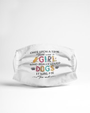 s00 girl dogs mask Cloth Face Mask - 3 Pack aos-face-mask-lifestyle-22