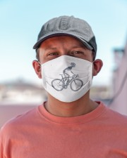 cycling x ray bike mask Cloth Face Mask - 3 Pack aos-face-mask-lifestyle-06