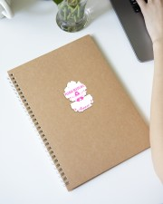 Breast Cancer Gift Sticker - Single (Vertical) aos-sticker-single-vertical-lifestyle-front-28