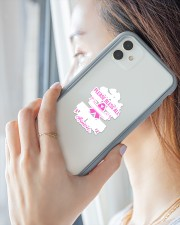 Breast Cancer Gift Sticker - Single (Vertical) aos-sticker-single-vertical-lifestyle-front-29