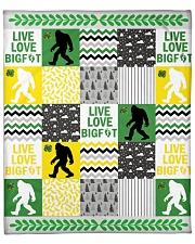 """BIGFOOT BLANKET Fleece Blanket - 50"""" x 60"""" front"""