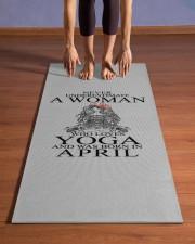 Yoga Woman v2 04-16829440 Yoga Mat 24x70 (vertical) aos-yoga-mat-lifestyle-26