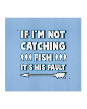 not catching fish his fault mask Cloth face mask aos-face-mask-coverlet-lifestyle-front-02