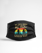 cycling my best friend may not be my sister mask Cloth Face Mask - 3 Pack aos-face-mask-lifestyle-22