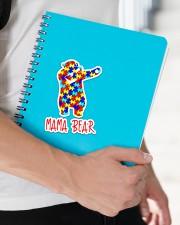 Autism Love Mama Bear Dabbing Sticker - Single (Vertical) aos-sticker-single-vertical-lifestyle-front-27