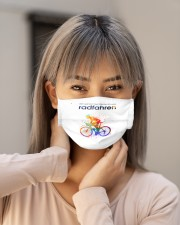 cycling germany1 mask Cloth Face Mask - 3 Pack aos-face-mask-lifestyle-18