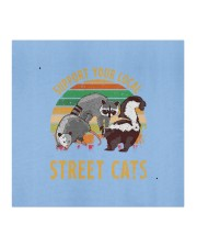 support your local street cats vintage shir mask Cloth face mask aos-face-mask-coverlet-lifestyle-front-02