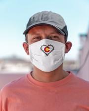 colorado flag cycling mountain biking mask Cloth Face Mask - 3 Pack aos-face-mask-lifestyle-06