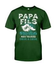 Papa Et Fils Classic T-Shirt tile