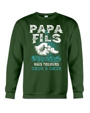 Papa Et Fils Crewneck Sweatshirt tile