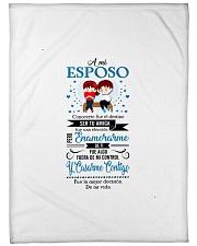 """Es - Hb Marrying  Large Fleece Blanket - 60"""" x 80"""" front"""