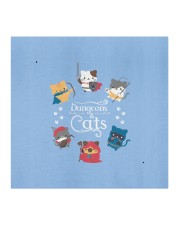 dungeons and cats 1 mask Cloth face mask aos-face-mask-coverlet-lifestyle-front-02