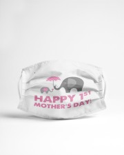 elephant youre doing a great job mommy hap mask Cloth Face Mask - 3 Pack aos-face-mask-lifestyle-22