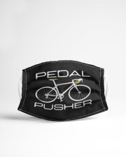 pedal pusher cycling cyclist mask Cloth Face Mask - 3 Pack aos-face-mask-lifestyle-22