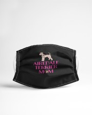 airedale terrier mom dog lover mask Cloth Face Mask - 3 Pack aos-face-mask-lifestyle-22
