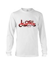 Loose Cannons Scarlet Logo Long Sleeve Tee thumbnail
