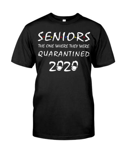 Seniors The One Where They Were Quarantine