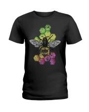 Honey Bee Beekeeping Shirt Vintage Ladies T-Shirt thumbnail