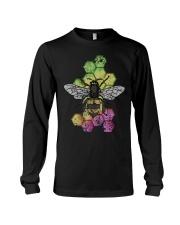 Honey Bee Beekeeping Shirt Vintage Long Sleeve Tee thumbnail