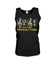 These Are Difficult Times T-shirt Unisex Tank thumbnail
