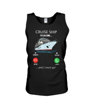 Womens Cruise Ship Is Calling And I Must G Unisex Tank thumbnail