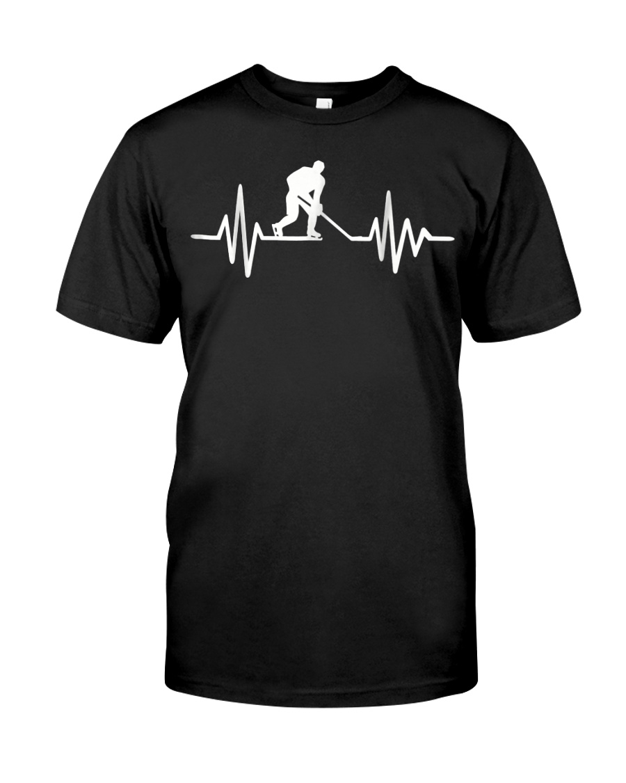 Hockey frequency T Classic T-Shirt
