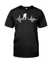 Hockey frequency T Classic T-Shirt front