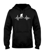 Hockey frequency T Hooded Sweatshirt tile