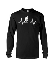 Hockey frequency T Long Sleeve Tee thumbnail