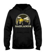 Badlands South Dakota SD T Shirt Vint Hooded Sweatshirt thumbnail