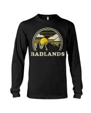Badlands South Dakota SD T Shirt Vint Long Sleeve Tee thumbnail