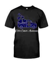 Cute Colon Cancer Awareness Month Costume T Classic T-Shirt front