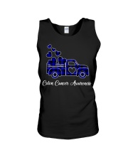 Cute Colon Cancer Awareness Month Costume T Unisex Tank thumbnail