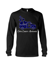 Cute Colon Cancer Awareness Month Costume T Long Sleeve Tee thumbnail